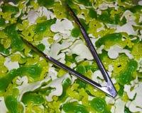 Grenouilles de sucrerie Photos libres de droits