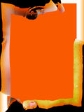Grens: Bobbing voor Appelen Stock Foto