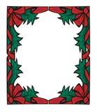 Grens I van Kerstmis Vector Illustratie