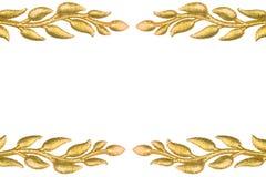Grens van feestelijke decoratie Royalty-vrije Stock Foto's