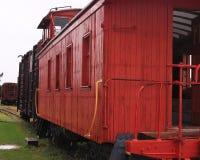 Grensspoorweg de Zuid- van Dakota caboose Royalty-vrije Stock Foto