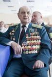 Grenswachtendag in Tcherkassy Royalty-vrije Stock Fotografie