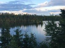 Grenswateren Minnesota royalty-vrije stock afbeelding