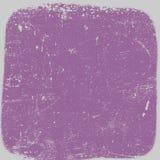 Grenze Violet Paint Texture Lizenzfreies Stockbild