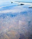 Grenze zwischen USA und Mexiko Stockfotografie