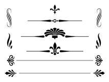 Grenzen royalty-vrije illustratie