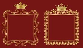 grenzen Royalty-vrije Stock Afbeeldingen