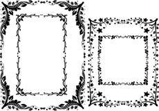 Grenzen en frames Royalty-vrije Stock Foto