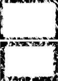 Grenzen II van Grunge Royalty-vrije Stock Fotografie