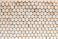 Grenzenlose Zigarettenwand   Hintergrund Lizenzfreies Stockfoto