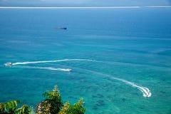 Grenzinsel Lingshui-Tauchensinsel Stockbilder