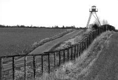 Grenzlinie der Geschichte Lizenzfreie Stockbilder