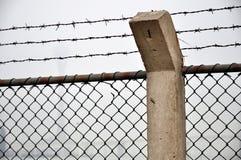 Grenzlinienetz Lizenzfreie Stockfotos