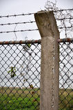 Grenzlinienetz Lizenzfreies Stockbild