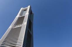 Grenzstein-Kontrollturm in Yokohama Stockfotos