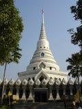 Grenzstein in Pattaya Stockfoto
