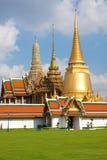 Grenzsteine von Thailand Lizenzfreie Stockbilder
