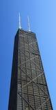 Grenzsteingebäude in Chicago Stockbilder