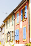 Greoux-les-Bains, Provence Royalty Free Stock Images