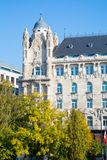 The Gresham palace in Budapest Royalty Free Stock Photos