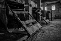 Greswarenfabriek Στοκ φωτογραφίες με δικαίωμα ελεύθερης χρήσης