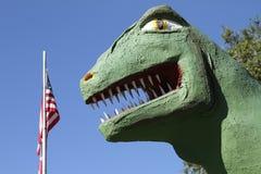 Greta de Dinosaurus stock fotografie