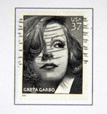 Greta Garbo Lizenzfreies Stockbild