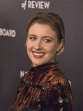 Greta Gerwig Attends NBR Awards Gala Royalty Free Stock Photos