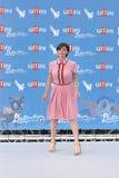 Greta Scarano al Giffoni Ekranowy festiwal 2016 Obrazy Stock