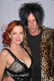 Gretchen Bonaduce. And Kevin Starr at Fox Reality Channel's 'Really Awards' 2009. Music Box Theatre, Hollywood, CA. 10-13-09 Royalty Free Stock Images
