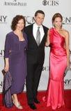 Gretchen Cryer, Jon Cryer, Lisa Joyner stockfoto