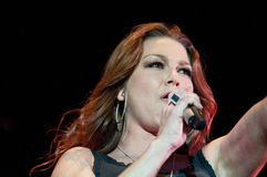 Gretchen Wilson Royalty Free Stock Photography