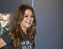 Gretchen Wilson - CMA Music Festival 2009 Royalty Free Stock Image
