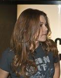 Gretchen Wilson - festival de música 2009 de CMA fotos de stock