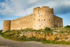 grete замока к взгляду стоковое изображение rf