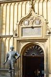 Greve av pembroken på det Bodleian arkivet Fotografering för Bildbyråer