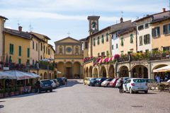 Greve in Chianti Stock Images