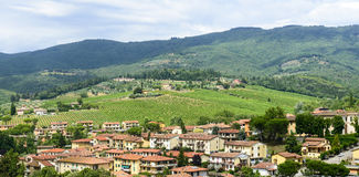 Greve in Chianti, Tuscany Royalty Free Stock Photography