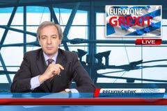 Grexit 免版税图库摄影