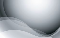 Grey Abstract Background Stock Photography