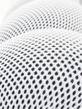 The grey abstract background mesh checkered Royalty Free Stock Images