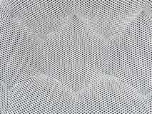 The grey abstract background mesh checkered Stock Photos