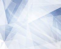 Grey Abstract Futuristic Background stock illustration