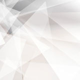 Grey abstract geometric background for design. Vector EPS10 Royalty Free Stock Photo