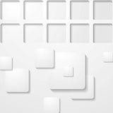 Grey abstract tech design Stock Photography