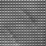 Grey aluminium metal texture background Stock Photography