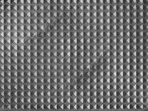 Grey aluminium metal texture background Royalty Free Stock Photography
