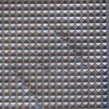 Grey aluminium metal texture background Stock Images