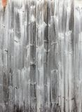Grey Antique Weathered Barn Boards-Achtergrond Stock Foto