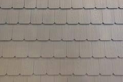 Grey artificial wooden wall texture Stock Photo